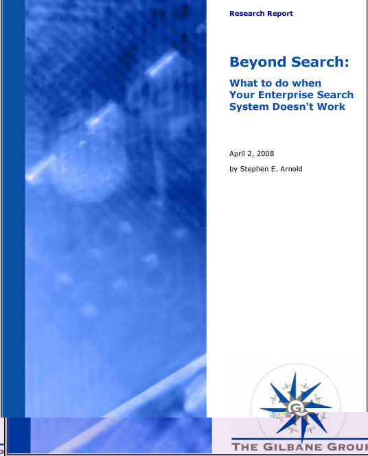 Beyond Search cover