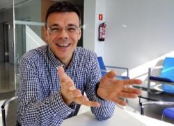 Antonio Valderrabanos of Bitext